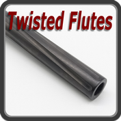 Additional  twisted Flutes
